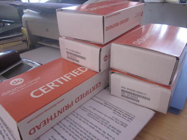 Đầu in Datamax bán ở công ty Vinh An Cư